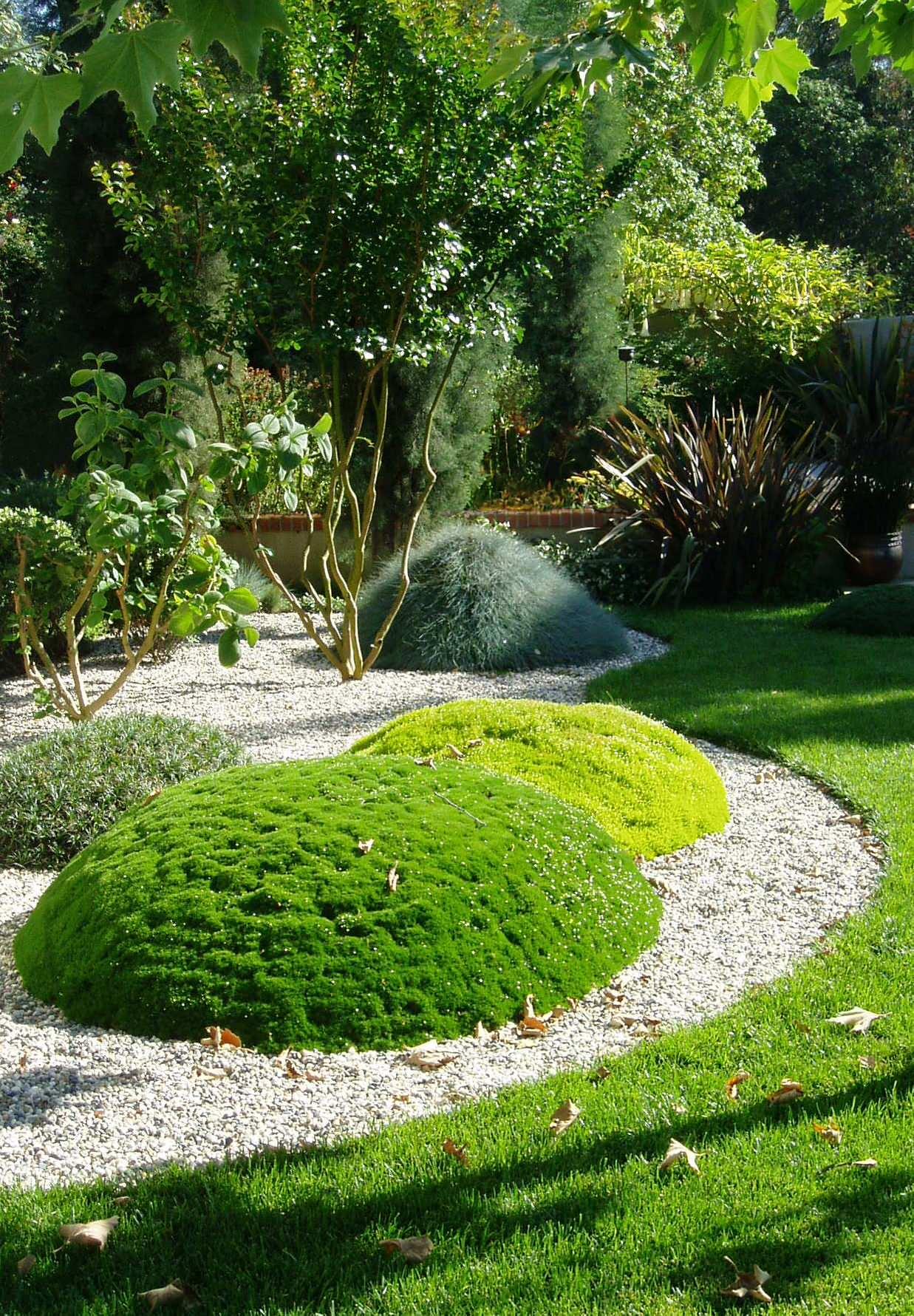 Landscape Mounds Houzz