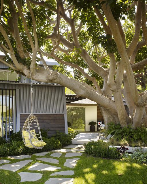 eclectic modern modern garten orange county von halo interior design. Black Bedroom Furniture Sets. Home Design Ideas