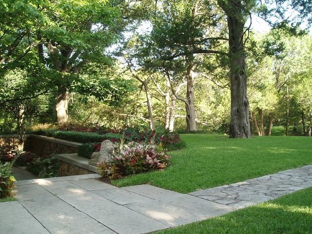 Eco Friendly Lawn & Landscapes - Traditional - Landscape - dallas - by Soils Alive