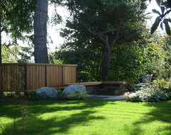 Edmonds Residence contemporary landscape