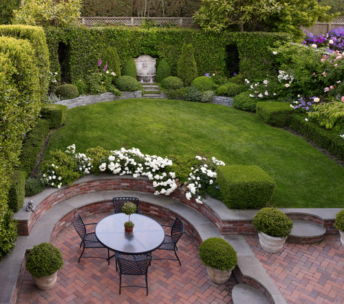 Ordinaire This Is An Example Of A Traditional Landscaping In San Francisco. Email  Save. Elizabeth Everdell Garden Design