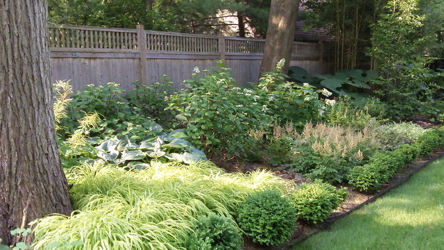 Englewood Garden traditional landscape
