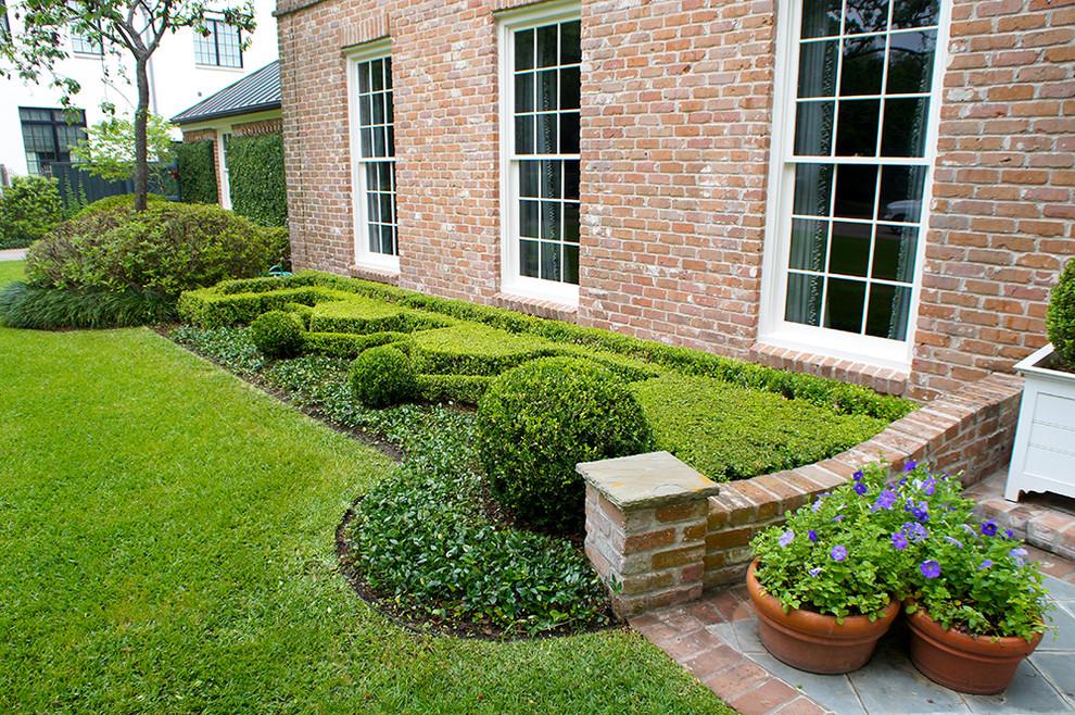 English Country Home - Tanglewood, Houston - Traditional ...