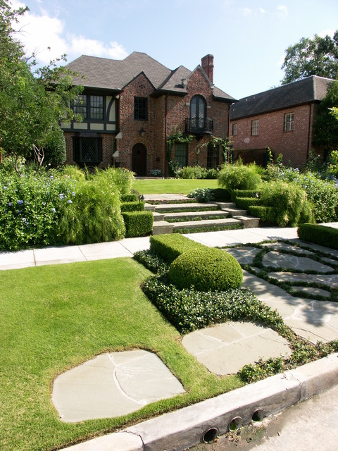English garden design estate for British landscape architects
