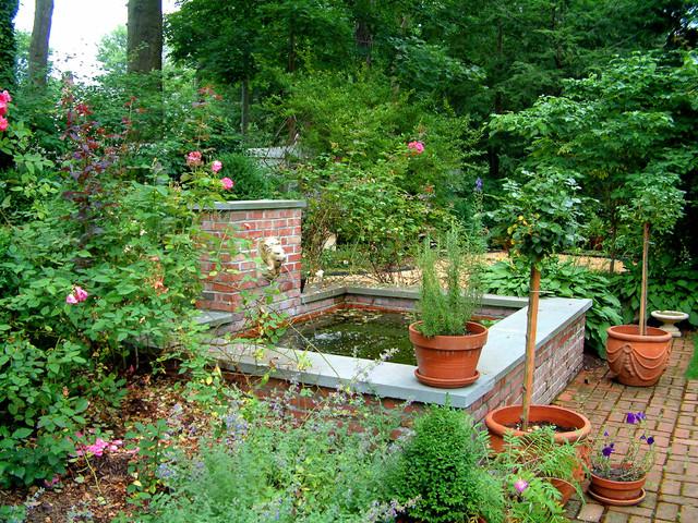 Landscape Architects U0026 Garden Designers. English Garden Traditional Garden