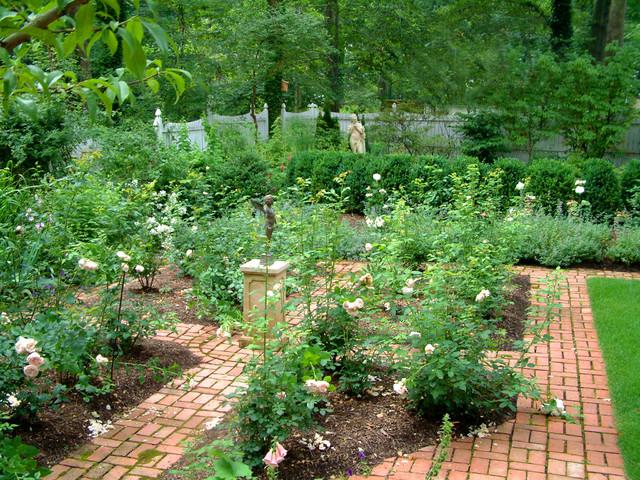 english garden traditional landscape  york