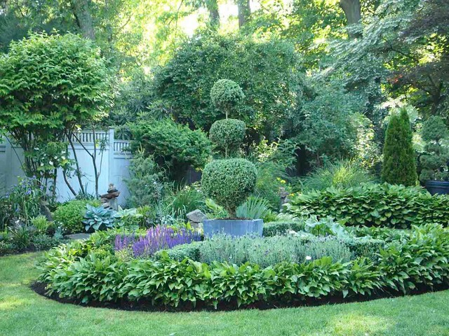 English Gardens Traditional Garden New York By English