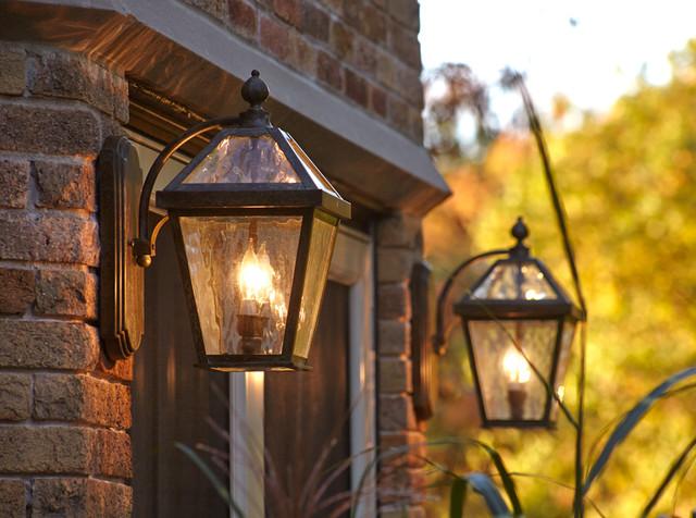 Tudor Style Outdoor Light Fixtures Story Tudor Style Exterior ...
