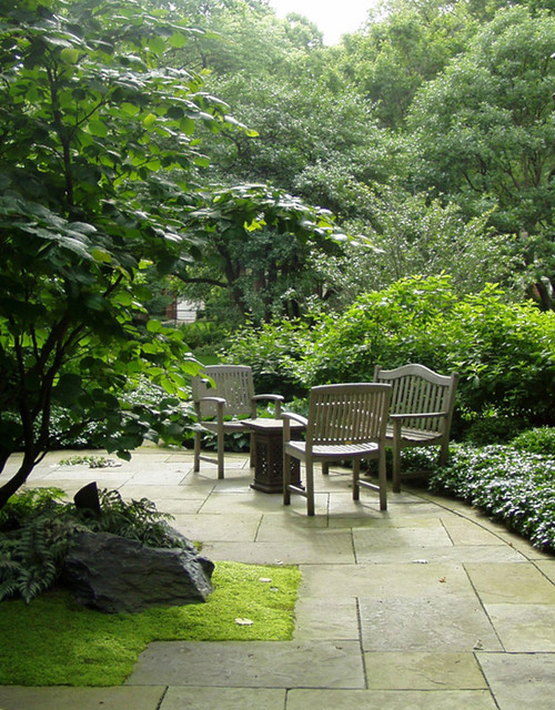 evanston private residence traditional landscape