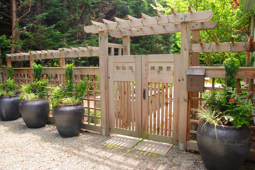 Pallet Patio on Pinterest Arbors Pallets and Garden Arbor