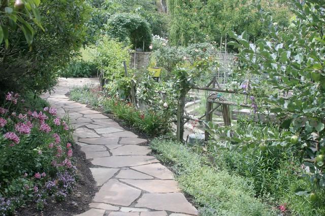 Fairbanks ranch edible garden mediterranean landscape for Garden designs by jacqueline