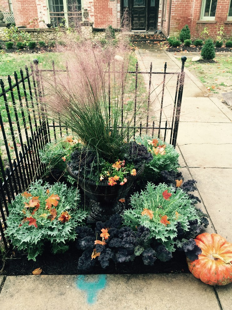 Fall Container Plantings