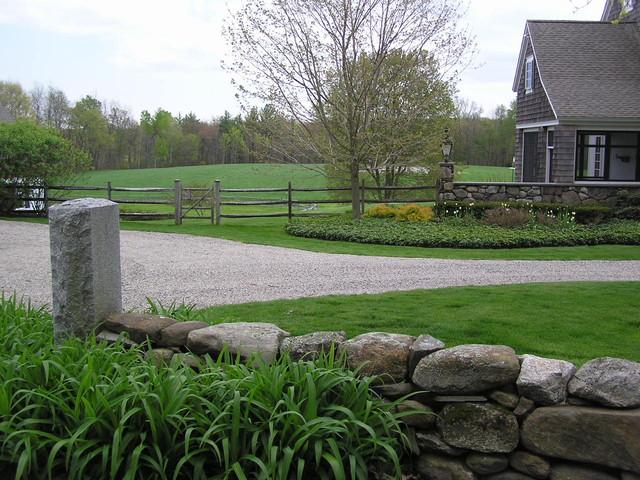 Fall Ridge Farm farmhouse-landscape
