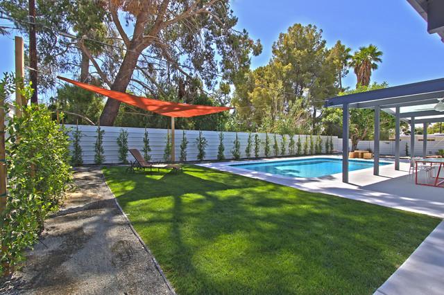 Farrell palm springs modern landscape orange county for Palm springs landscape design