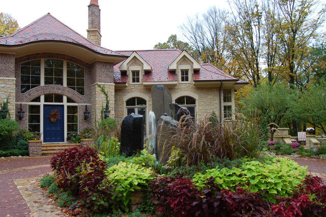 Ferndale Residence traditional-landscape