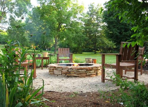 Turbo Feuerstelle im Garten bauen: Anleitung mit Tipps & Ideen ZR89