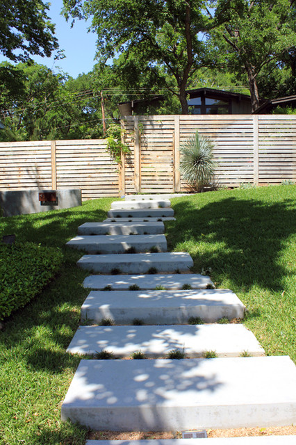 Floating Staircase Modern Steps Dallas TX