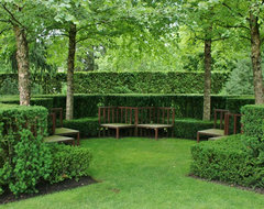 Landscaping ideas to hide chain link fence pdf - Garden ideas to hide fence ...
