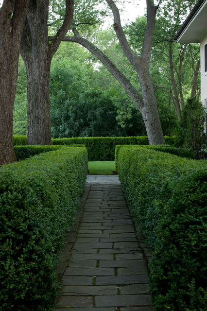 Formal Garden Traditional Landscape Chicago By Hoerr