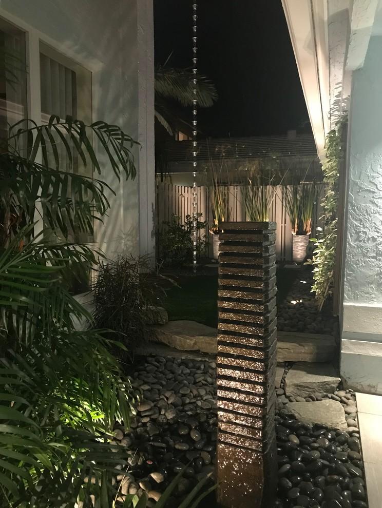 Fort Lauderdale zen garden