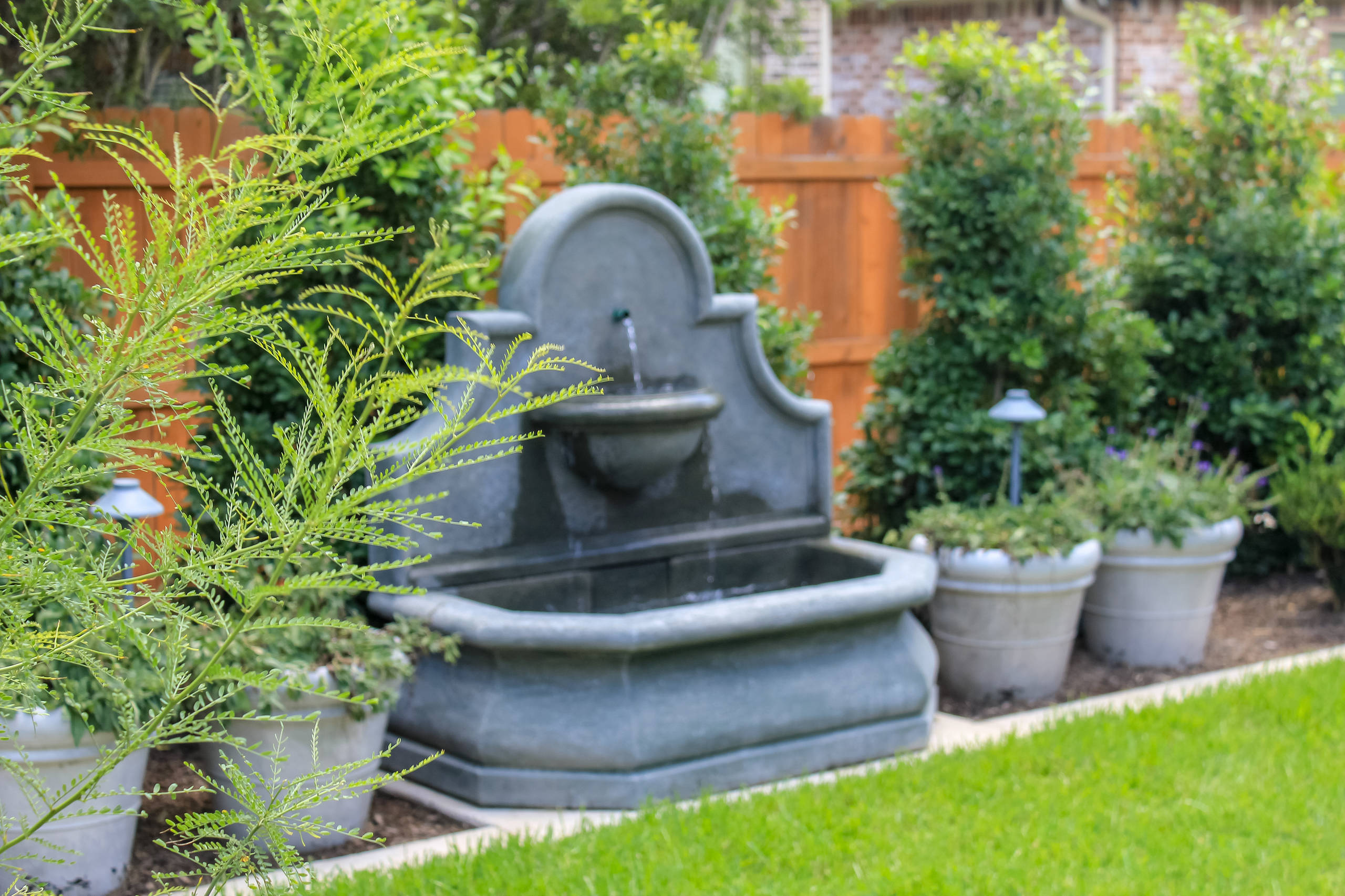 Fountain Project