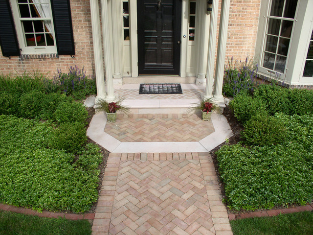 Fox Point Project traditional-landscape