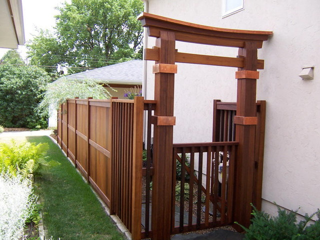 Frame For A Garden - Asian - Landscape - Minneapolis - By Garden