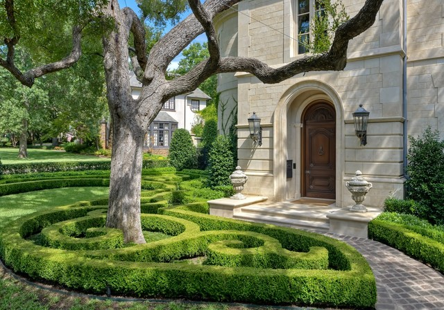 Private Residence French Formal Estate Traditional