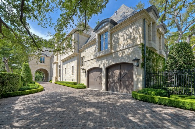 Private Residence - French Formal Estate traditional-exterior