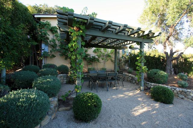 French vegetable garden landscape los angeles by for French vegetable garden design