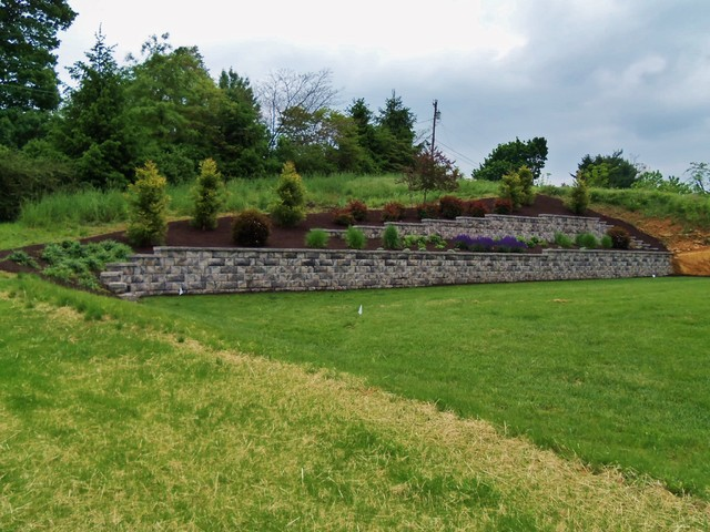From Walls to Beautiful! traditional-landscape