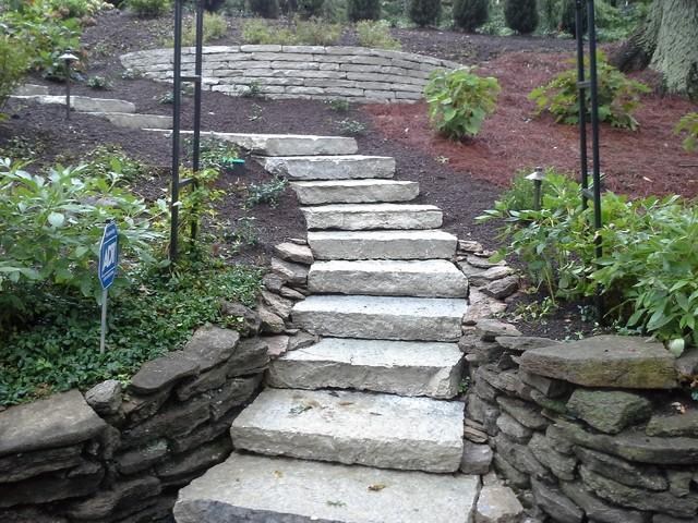 Hyde park landscape tree service landscape contractors - Front Entry Traditional Landscape Cincinnati By