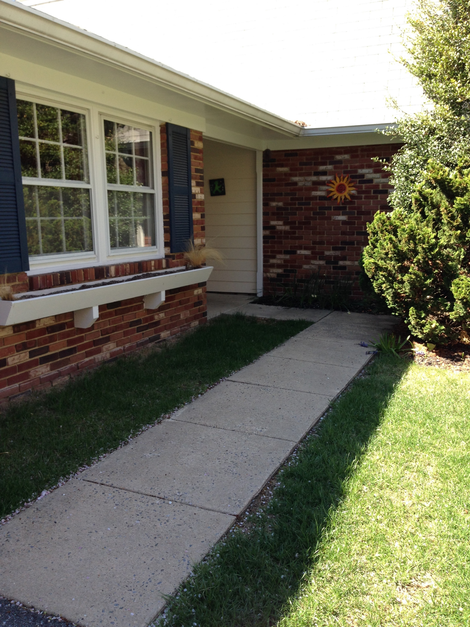 Front Entry Renovations