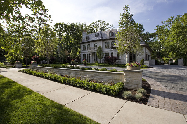 James martin associates traditional landscape for Associate landscape architect