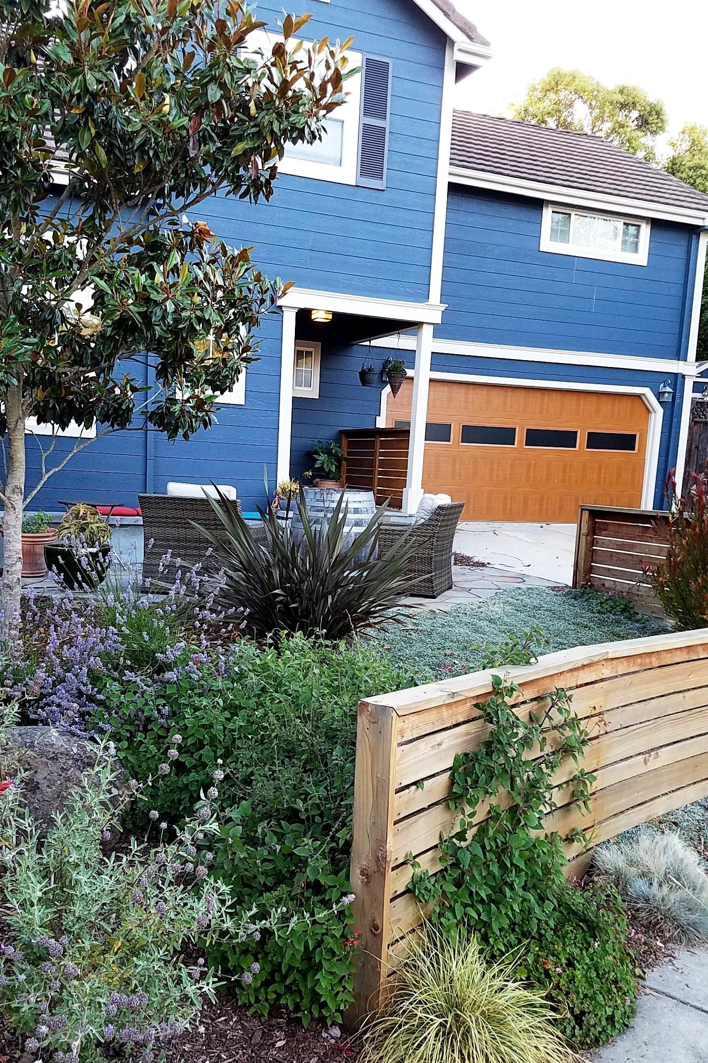 Front Garden Oasis