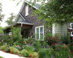 Front Porch Makeover Summer 2010 craftsman-landscape