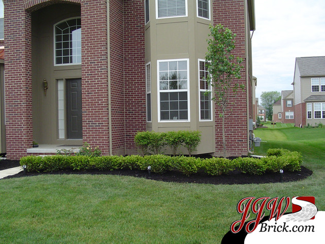 Front Yard Landscaping Design Photos traditional-landscape