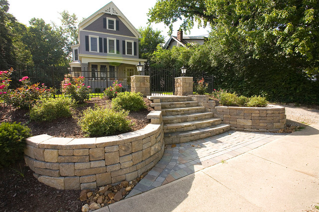 Front Yard Landscaping Ideas Contemporary Garden
