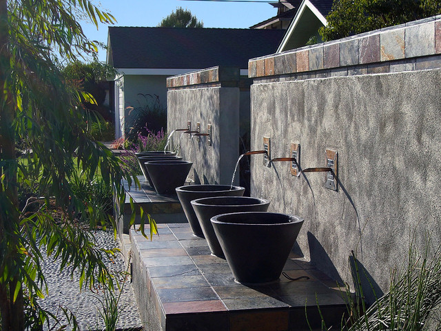 Studio H Landscape Architecture Architects Designers Front Yard Retreat Modern