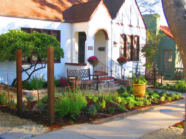 Front Yard Vegetable Garden By Shirley Bovshow Edenmakersblog Com