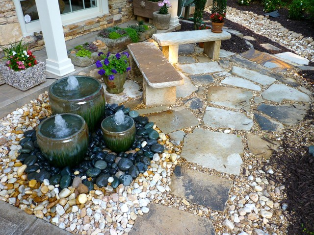... Makeover - Traditional - Landscape - atlanta - by Outdoor Makeover