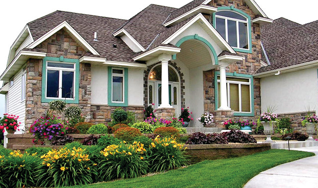 Landscaping ideas for front of house mn pdf for Landscape design mn