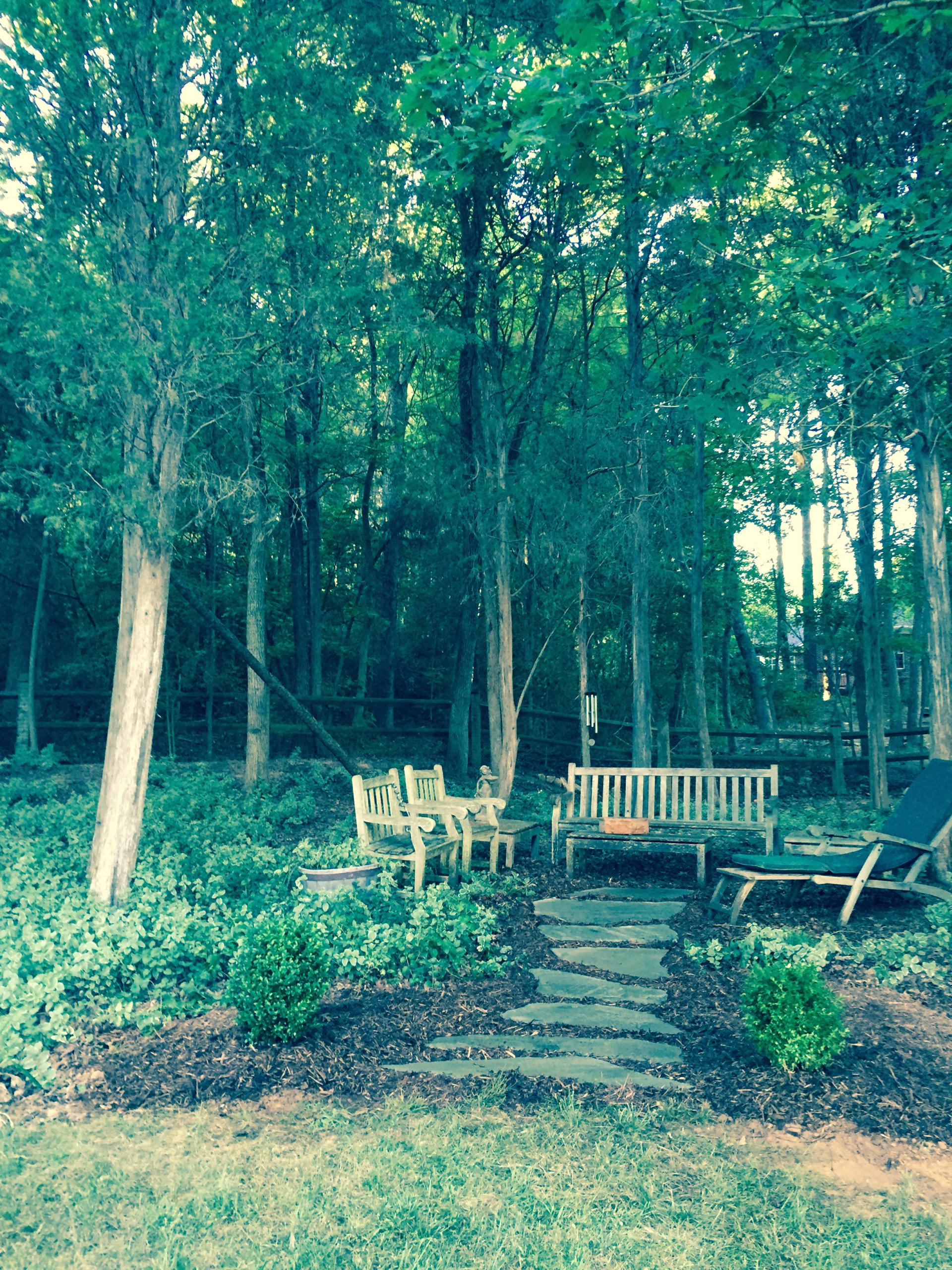 Ft Mill Natural Garden
