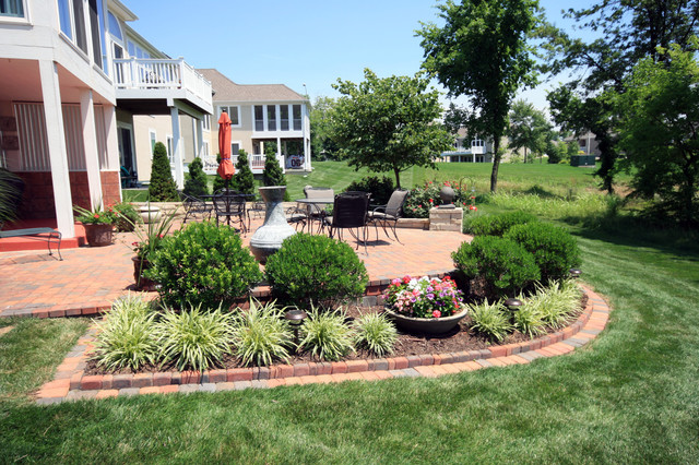 Audrie Seeley Landscaping And Garden Center : Gallery transitional landscape