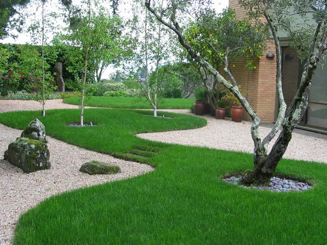 Garden Design Landscape Architecture : Garden architecture robert trachtenberg modern