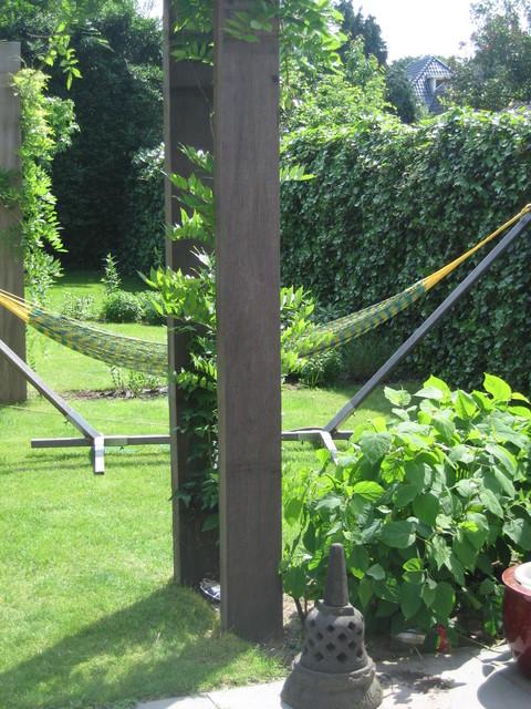 garden design in Bennekom, the Netherlands modern-landscape