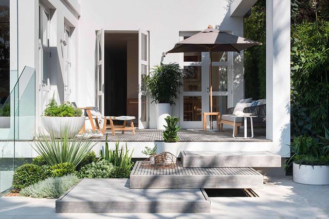 Inner City Backyard Ideas : secret gardens landscape architects landscape designers