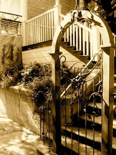 Garden Gate in San Francisco