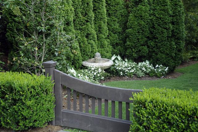 Garden Gate Traditional Landscape Birmingham By