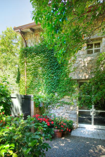 Garden House eclectic-exterior